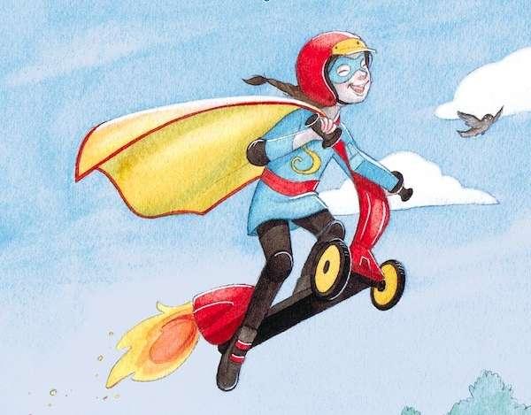 super suus superheld